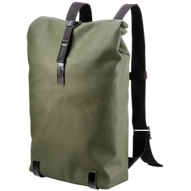 Brooks Pickwick Canvas Rugzak 26L, forest